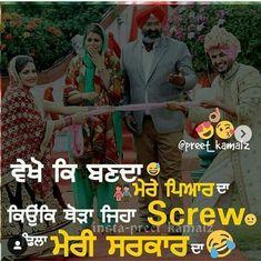 Punjabi Love Quotes, Love Quotes In Hindi, Punjabi Status, Girl Attitude, Have A Laugh, Couple Pictures, Mehndi, True Love, Swag