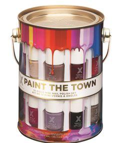 FormulaX - Paint, http://www.cipriamagazine.it/2014/12/modelli-per-nails-art/