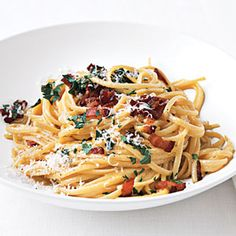 Pasta Carbonara Recipe on Yummly. @yummly #recipe