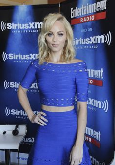 Laura Vandervoort Photos Photos: SiriusXM's Entertainment Weekly Radio Channel Broadcasts From Comic-Con 2015 Laura Vandervoort, Girl Celebrities, Celebs, Radios, Blond, Photo Comic, Actress Christina, Radio Channels, Kristin Kreuk