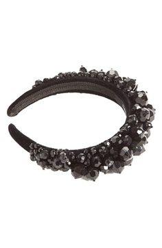 Simone Rocha Beaded Headband available at #Nordstrom