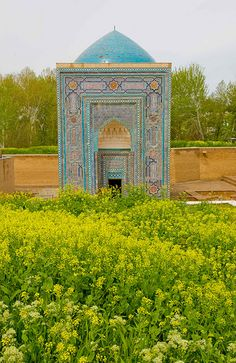 Mausoleum in Samarkand Indian Architecture, Come And Go, Islamic Art, Tiles, Carving, Explore, Contemporary, Stone, Places