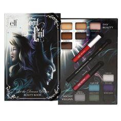 e.l.f. - Disney Good vs Evil Let the Drama Begin Beauty Book ($9.99)