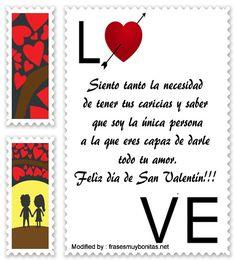 saludos de amor y amistad para compartir,frases y tarjetas de amor y amistad para compartir: http://www.frasesmuybonitas.net/lindisimas-frases-por-el-dia-de-san-valentin/
