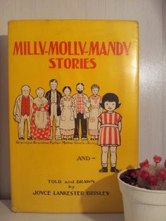Milly Molly Mandy Stories Illustrated 1971 Children's by RetroLoaf, £8.00
