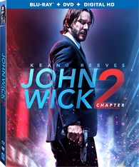 Bluray Tuesday: John Wick: Chapter 2 (Blu-ray)