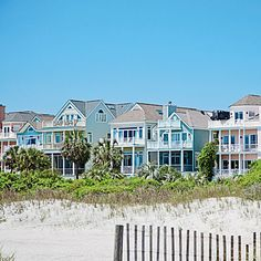 Dream Town: Isle of Palms Splendidly isolated from the South Carolina mainland, life on this barrier island offers the perfect mix of proximity to Charleston and a carefree lifestyle.
