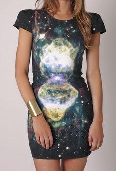 Galaxy Dress :)