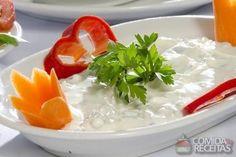 Receita de Patê de pimentão em Molhos e cremes, veja essa e outras receitas aqui!