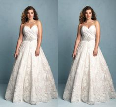 Lace Wedding Dresses Plus Size Wedding dress  From Molly_bridal, $136.13| Dhgate.Com