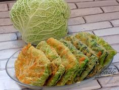 Quiche, B Food, Vegan Recipes, Cooking Recipes, Polish Recipes, Healthy Dishes, Food Hacks, Cabbage, Food And Drink