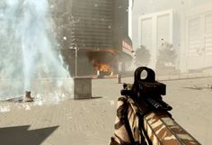 Here is Battlefield 4 running at max settings on PC. Which games will be able to compete with this.. not COD Ghosts surely?