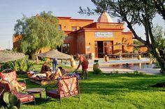 Jardin - Le Relais de Marrakech - Marrakech