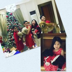 Merry Christmas from Bernardo fam. ❤ #kathniel#kathrynbernardo#family#fambam#happyholidays#christmas#familyiseverything#ootd#ootn#outfitoftheday#outfitofthenight#babygirl#siblings#siblinggoals#goals#lifestyleblogger#styleblogger#bloggerstyle#richkidsofinstagram#richkids#christmaseve#blogger#blog#streetstyle