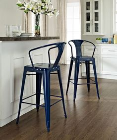 Brilliant Kitchen Bar Stools That Add a Serious Pop of Color