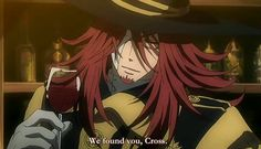 d gray man Cross Marian - Google Search