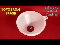 LIFT MARBLE WITHOUT TOUCHING - TELUGU - YouTube