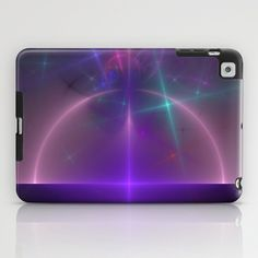 NeonSeries001 iPad Case by fracts - fractal art - $60.00