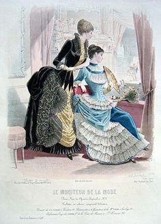Le Moniteur de la Mode 1883