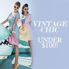 Vintage Chic