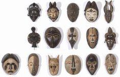 Cultura afro-brasileira: Máscaras africanas