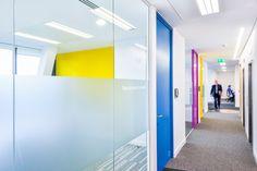Ticketmaster office by TSK Group, London   UK office