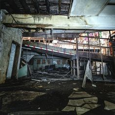 This place where I put things: #brisbane #abandoned #decay #urbex