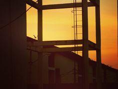 Por do sol... #sun #sol #sky #ceu #bye #byesun #photography #photographer