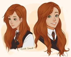 Lily Evans by nymre