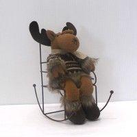 Le Forge Reindeer In Rocker $31.90