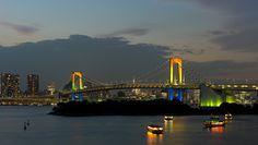 Tokyo World Street, Tower Bridge, Golden Gate Bridge, Tokyo, Travel, Viajes, Tokyo Japan, Destinations, Traveling
