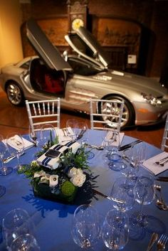 Looking for a new and exciting venue for your event? How about the Larz Anderson Auto Museum!