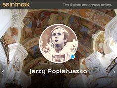 Jerzy Popiełuszko  www.saintnook.com/jerzypopieluszko | Cover photo CC Paweł Witan Over Dose, Decorative Plates