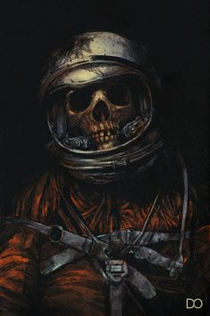 Dead Astronaut  V.2 by carbine