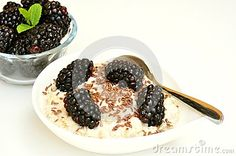 Vegan Breakfast With Oatmeal Porridge And Fresh Fruit - Download From Over 29 Million High Quality Stock Photos, Images, Vectors. Sign up for FREE today. Image: 31498850