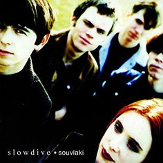 Slowdive.Souvlaki Music on Vinyl