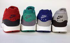Nike Air Max 1 - Holiday 2012 Colorways