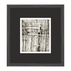 Architecture of Lines I - Ethan Allen US. Modern artwork.