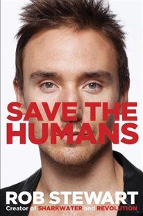 In Save the Humans, award-winning documentary filmmaker Rob Stewart tells his life-story-so-far.  Stewart has always been in love with creatures, the odder or more misunderstood the better. His passion for all living things led to the creation of his documentary Sharkwater which sparked shark fin bans around the world.  But his story doesn't end with saving sharks.