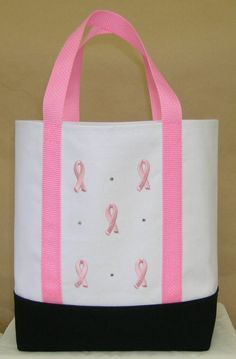 Gift Basket  Breast Cancer Awareness
