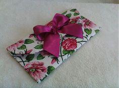 Wesega / Listová kabelka do ruky-kvetová-malá