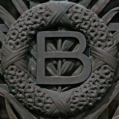 letter B by Leo Reynolds, via Flickr