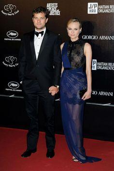 Diane Kruger in Jason Wu, Cannes 2012