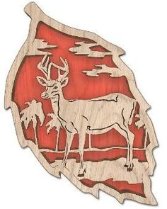 scroll saw patterns to print | FLK103 Key Deer Photo by merlinx76 | Photobucket