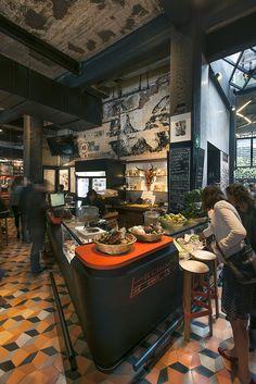 Galeria - Mercado Roma / Rojkind Arquitectos + Cadena y Asociados - 10