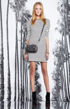 Monochrome Stripes ][ Juicy Couture