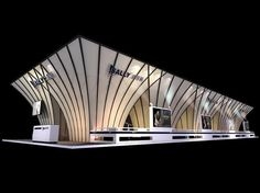 Exhibition area 31X11 3DMax2009-2630: