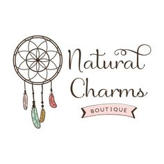 Premade Logo - Dreamcatcher Premade Logo Design - Customized with Your Business Name!
