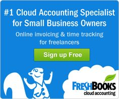 FreshBooks: Free Invoicing & Time Tracking Software for Small Business Owners Small Business Accounting Software, Cloud Based, Direct Sales, Color Schemes, Encouragement, Banner, Website Designs, Ads, Serif