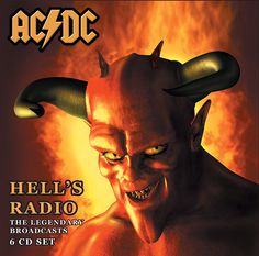 New released DeLuxe Box with legendary Broadcasts of the Bon Scott Era out now... Check it out here: AC/DC – Hell's Radio – The Legendary Broadcasts 1974-1979